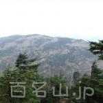 八経ヶ岳47
